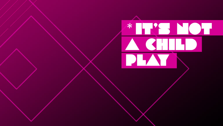 It's not a child play. Nuevo lema de Duplo 2012