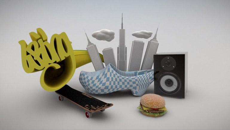 La zoca vista como elemento urbano y alternativo, un exponente del arte Newyorker.