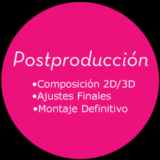 At Post Production Cell we mix 2D & 3D compositions, making Final Adjustments and Final Edition of works.