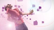 Fotograma de la pieza de Duplo 'Branding 8Madrid Televisión'