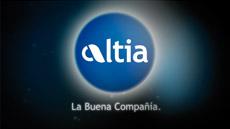 Fotograma de la pieza de Duplo 'Corporativo Altia, la buena compañía'